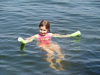 Swimming picture 1