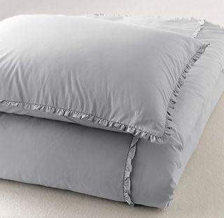 Restoration hardward pillow sham