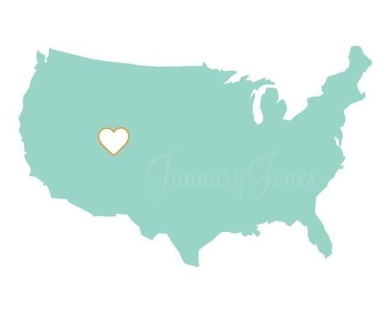 Love where you live print