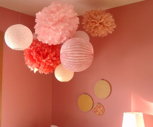 Jilly's new pink bedroom picture 1