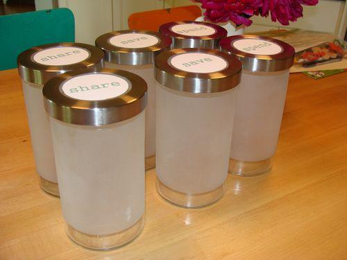 New save share spend jars