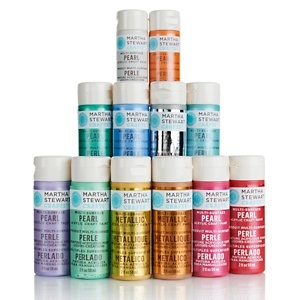 Martha-stewart-craftsandtrade-acrylic-paint-set-12pk-metallic-and-pearl